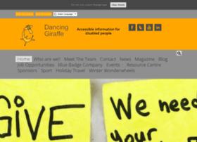 dancinggiraffe.com