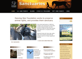 dancingstarsanctuaries.org