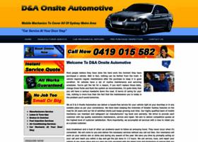 dandaautomotive.com.au