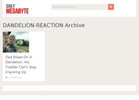 dandelion-reaction.dailymegabyte.com