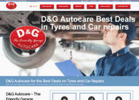 dandgautocare.co.uk