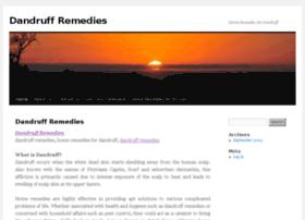 dandruffremedies.org
