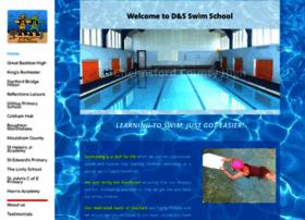 dandsswimschool.co.uk