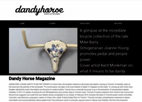 dandyhorsemagazine.com