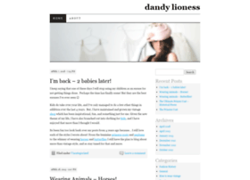 dandylioness.com