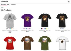 daneboe.spreadshirt.com