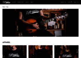 dangelico-guitars.myshopify.com