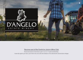 dangelowinery.com
