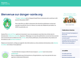 danger-sante.org