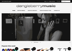 dangleberrymusic.co.uk