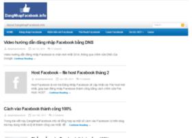 dangnhapfacebook.info
