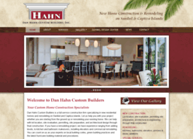 danhahncustombuilders.com