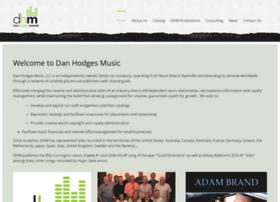 danhodgesmusic.com