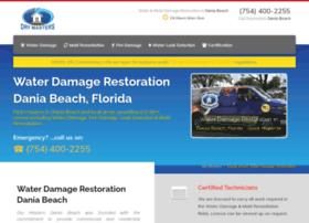 dania-beach.firewaterdamagerestorationfl.com