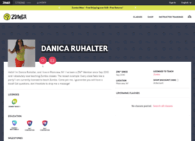 danicaruhalter.zumba.com
