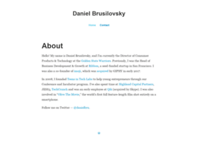 danielbru.com