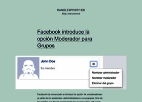 danielexposito.es
