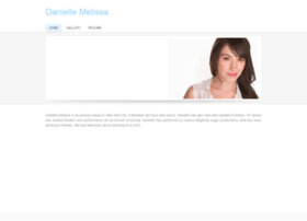 daniellemelissa.weebly.com