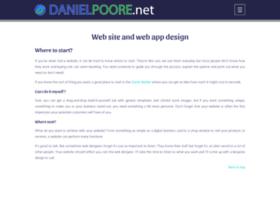 danielpoore.net