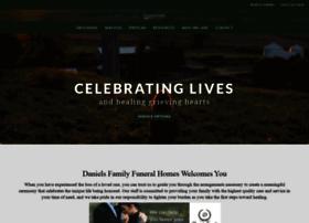 danielsfamilyfuneral.com