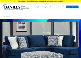 danielsfurniture.com