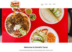 danielstacos.com