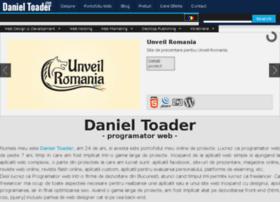 danieltoader.com