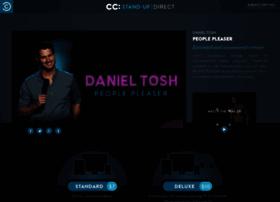 danieltosh.comedydirect.com