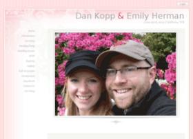 danily.modwedding.com