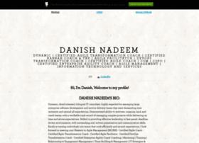 danishnadeem.brandyourself.com