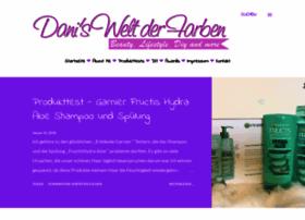 danisweltderfarben.blogspot.de