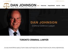 danjohnsoncriminallaw.ca