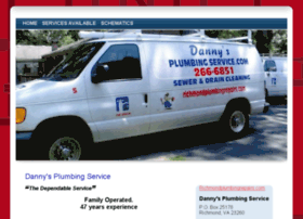 dannysplumbingservice.com