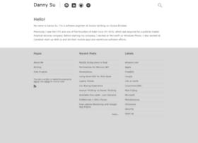 dannysu.com