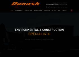 danoshconstruction.com