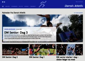 dansk-atletik.dk