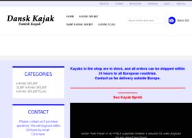 dansk-kajak.com