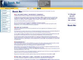 dansk.net
