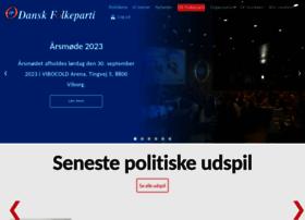 danskfolkeparti.dk