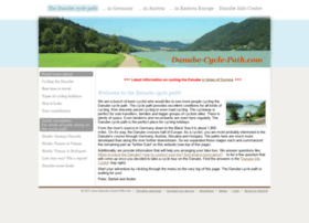 danube-cycle-path.com