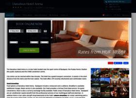 Danubius-hotel-arena.h-rsv.com
