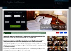 danubius-hotel-flamenco.h-rez.com