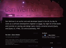 danwellman.co.uk
