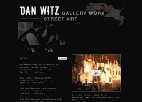 danwitzstreetart.com