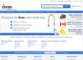 danzeparts.faucetdirect.com
