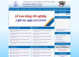 daotao.ut.edu.vn