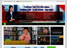 daotaomiennam.edu.vn