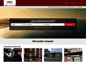daquinoinmobiliaria.com.ar