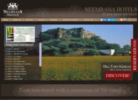 darbargadh-palace.neemranahotels.com