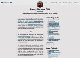 darcynorman.net